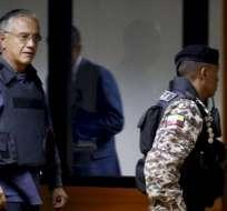 ECUADOR.- Jueza negó al exfuncionario recurso de revisión de sus medidas, dentro del caso Sobornos. Foto: Archivo