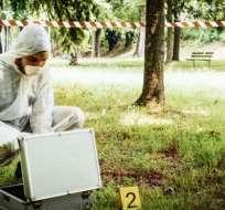 Una investigadora en Australia constató que los cadáveres se mueven incluso más de un año después del fallecimiento.