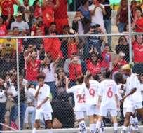 Las 'australes' vencieron 2-1 al club Ñanas en la Casa de la Selección. Foto: Tomada de @SuperligaFEF