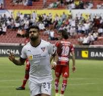 Liga de Quito golea y se afianza en playoffs. Foto: API