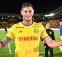 Emiliano Sala falleció en un accidente aéreo.