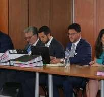 Por peculado, también fueron acusados Yannuzzelli, Pástor y su hija Silvana. Foto: API
