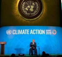 EE.UU.- Según el mandatario, en Ecuador se ha reducido un 24% la tasa de deforestación. Foto: Twitter