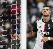 El jugador portugués tiene una fatiga muscular y decidió no asistir al evento. Foto: ISABELLA BONOTTO / AFP