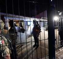 MÉXICO.- Según los primeros reportes, se trató de una pelea entre bandas dentro de la cárcel. Foto: Twitter