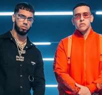 Anuel AA y Daddy Yankee expresaron su inconformidad.
