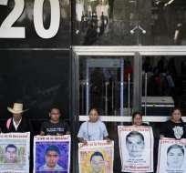 La fiscalía se comprometió a reiniciar la investigación del caso. Foto: AFP