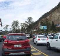 QUITO, Ecuador.- Según informó el Municipio, la restricción vehicular actual cambiará cada dos meses. Foto: Twitter