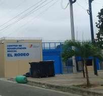PORTOVIEJO, Ecuador.- Los tres procesados habrían vendido prelibertades a los presos de El Rodeo. Foto: El Diario