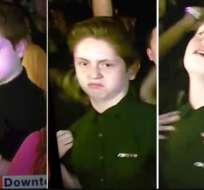 Así luce el joven que se hizo viral por imitar a Lady Gaga.