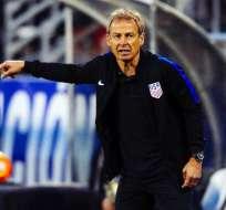 Jurgen Klinsmann, exentrenador de Estados Unidos.