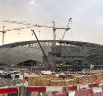 El Education City, ubicado en Doha, será la sede de la final del certamen de equipos. Foto: KARIM ABOU MERHI / AFP