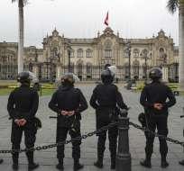 Martín Vizcarra gobernará Perú hasta 2021. Foto: AP
