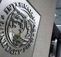 Fondo Monetario Internacional indicó que seguirá trabajando con autoridades de Ecuador. Foto: Archivo