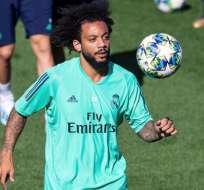 Marcelo, jugador del Real Madrid.