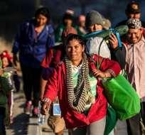 Regla aplica a personas que soliciten visas de inmigrante desde el extranjero. Foto: AFP