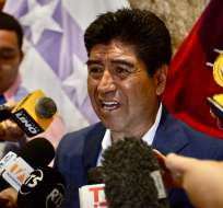Morenó invitó a diálogo directo; Conaie insiste en derogar decreto. Foto: API