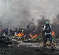 Mandatario tomó la medida frente a los desmanes que ocurren en la ciudad. Foto: API