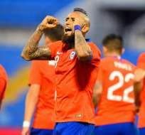 El equipo sudamericano venció 3-2 al conjunto africano en España. Foto: JOSE JORDAN / AFP
