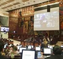 Buscan aprobar resolución que rechace lo que muchos consideran intento de golpe de Estado. Foto: Flickr Asamblea