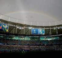 Uno de los estadios que fue sede de la Copa América 2019. Foto: Twitter Copa América.