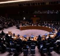 Venezuela obtiene una banca en el Consejo de DDHH de la ONU. Foto: AFP
