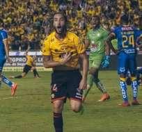 El equipo amarillo sabrá el fallo en el caso de Sebastián Pérez en Copa Libertadores. Foto: Tomada de @FEFecuador