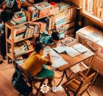 Iniciativa de U. Casa Grande intercambiará artículos de diseño por libros. Foto: Cortesía