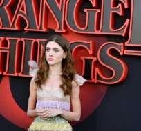"""Grandes éxitos como """"Stranger Things"""" no han impulsado el crecimiento de suscriptores de Netflix en su país de origen."""