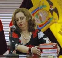Suspenden a jueza Daniella Camacho en caso Sobornos. Foto: API - Archivo