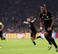 El equipo inglés es líder de su grupo en la Champions League. Foto: MAURICE VAN STEEN / ANP / AFP