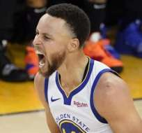 Stephen Curry, figura de la NBA.