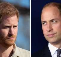 """""""Ciertamente estamos en diferentes caminos en este momento"""", dijo el príncipe Harry sobre su hermano, William."""