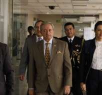 Ministra de Gobierno y de Defensa comparecieron en comisión de Asamblea. Foto: API