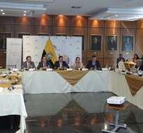 Comisión no llega a acuerdo sobre Proyecto Económico Urgente. Foto:  Comisión Régimen Económico