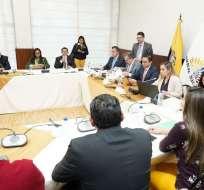QUITO, Ecuador.- La ley será debatida en los próximos días en el Pleno. Foto: Asamblea