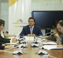 Dicha comisión investiga los hechos sucedidos durante las protestasa inicios de octubre. Foto: Tomada de asambleanacional.gob.ec