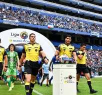 Universidad Católica-Liga de Quito y Barcelona-Aucas son los duelos más llamativos. Foto: API
