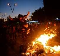 """El 9% de consultados cree """"que las movilizaciones van a tener consecuencias negativas"""". Foto: AFP"""