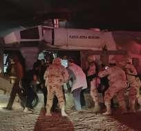 Esto se da tras ataque a familia mormona que dejó nueve muertos. Foto: AFP