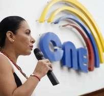 Foto: CNE