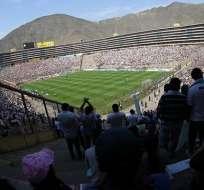 Estadio Monumental de Lima.