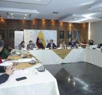 Comisión prevé recibir nuevas propuestas de representantes de sectores sociales. Foto: Asamblea Nacional