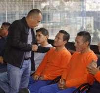 Audiencia de apelación a sentencia contra asambleísta Yofre P. Foto: API - Archivo