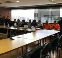 Rechazan suspensión de sentencia contra Yofre Poma. Foto: Corte Nacional Ecuador