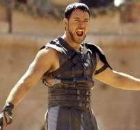 El actor de Gladiador ha dejado boquiabiertos a los internautas. Foto: Archivo Internet