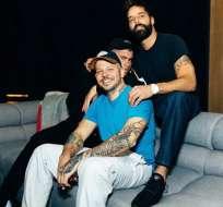 Ricky Martin, Bad Bunny y Residente presentarán este tema en la vigésima ceremonia de los Latin Grammy. Foto: IG. Ricky Martin