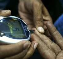 OMS apunta a expandir el tratamiento de diabetes. Foto: AP