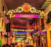 """Loja es conocida como la """"capital cultural"""" de Ecuador. Foto: Alcaldía de Loja"""