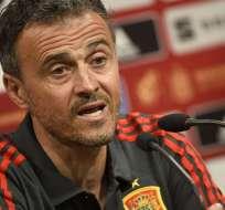 El entrenador había renunciado a su cargo hace 5 meses por la enfermedad de su hija. Foto: JOSE JORDAN / AFP